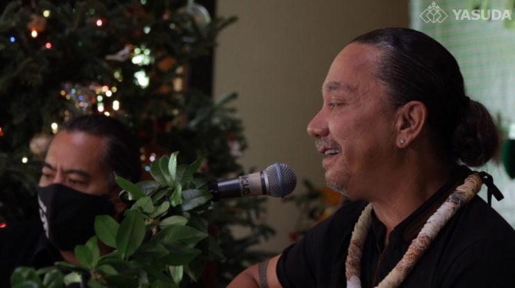 Keali'i Reichel 2020 ONLINE CONCERT Seasons of Christmas