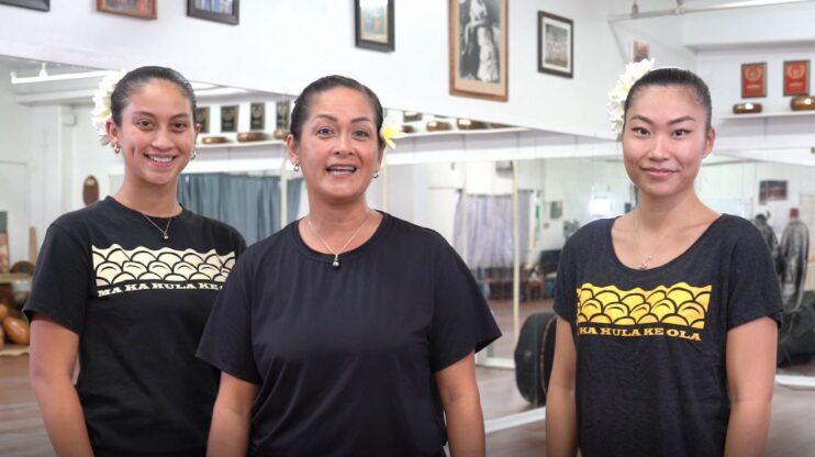 Kaʻilihiwa Vaughan / Wahine Holo Lio