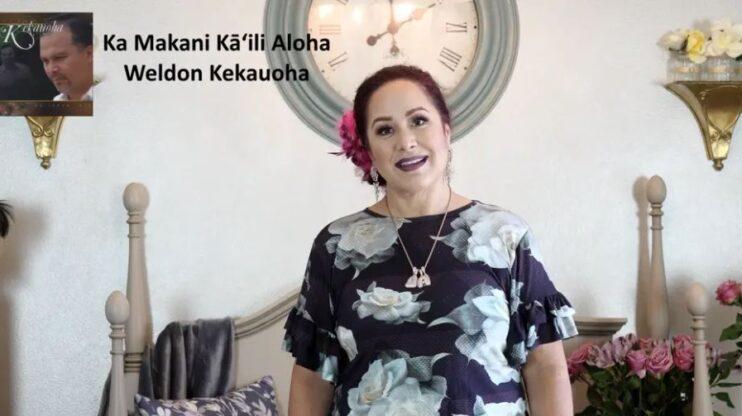 Natalie Ai Kamauu / Ka Makani Kā'ili Aloha