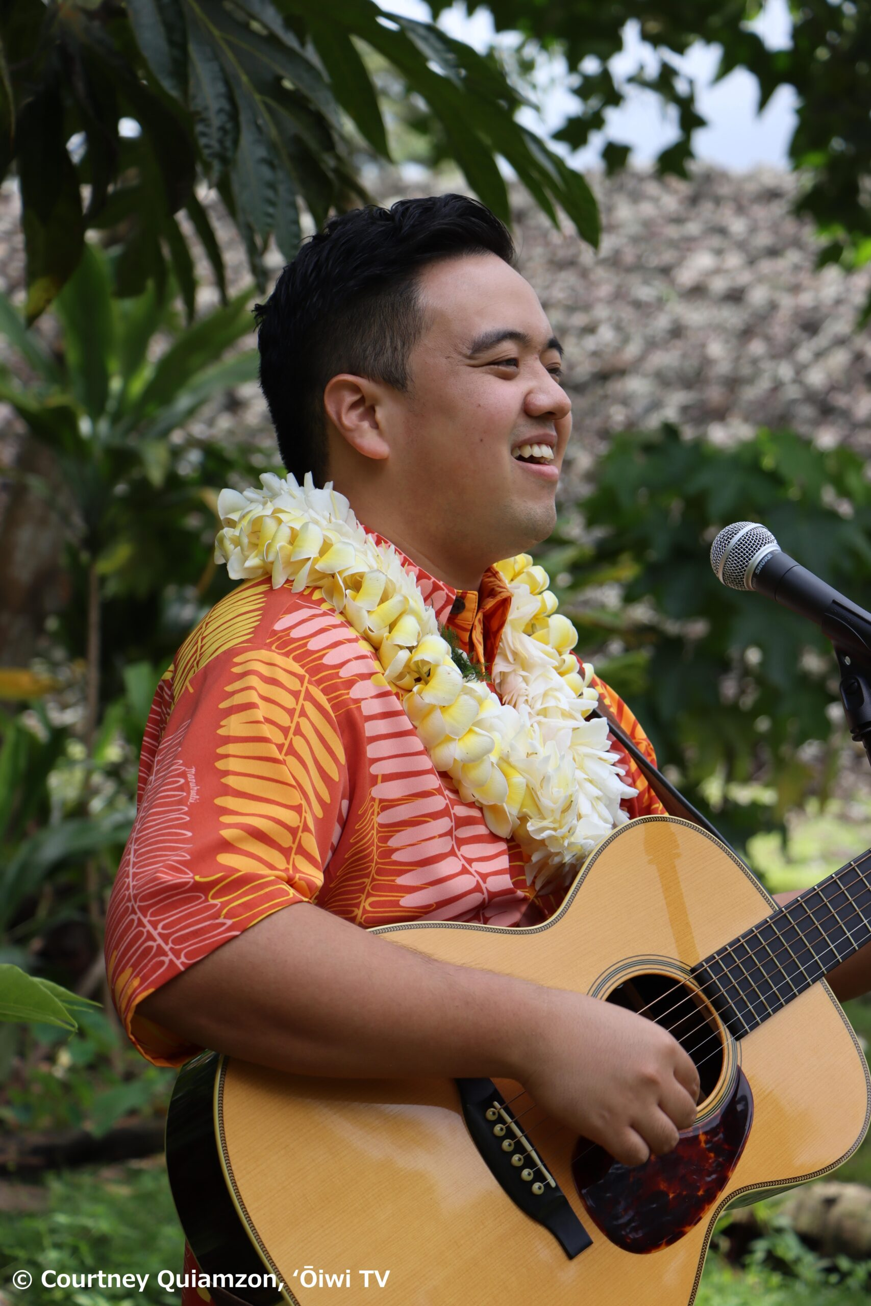 Zachary Alakaʻi Lum サブ2